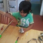 Ayan dismantling camera